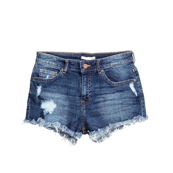 Picture of Denim blue short