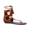 Picture of Multi-strap flat sandal