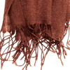 Picture of Scarf with frigned ends