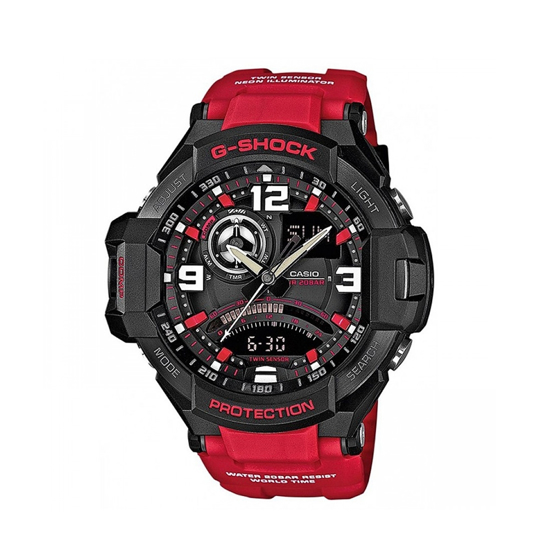 Picture of Twin Sensor Watch